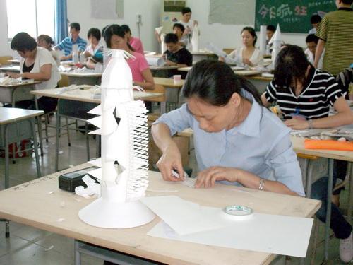 中山市第五届中小学美术教研教师基本功决赛比赛在我校圆满落幕教学计划小学艺体组图片